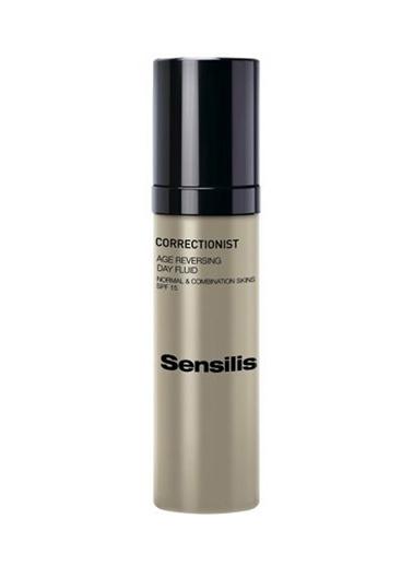 Sensilis SENSILIS Yağlı Ciltler için Su Bazlı Nemlendirici Spf15 - Correctionist Day Fluid 50 ml Renksiz